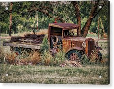 This Old Truck Acrylic Print