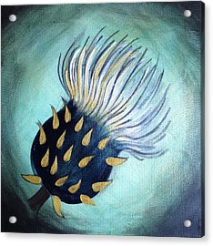 Thistle Dreams Acrylic Print