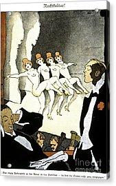 Thony: Nacktkultur, 1926 Acrylic Print by Granger