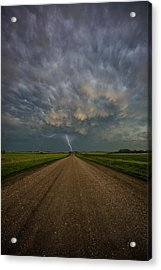 Acrylic Print featuring the photograph Thor's Chariot  by Aaron J Groen