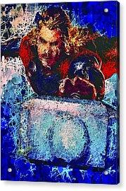 Thor's Hammer Acrylic Print