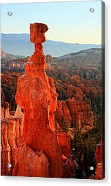 Thor's Hammer Acrylic Print by Pierre Leclerc Photography