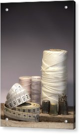 Thread And Twine Combine Acrylic Print