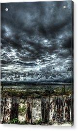 Threatening Sky Acrylic Print