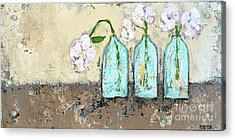 Three Of A Kind Acrylic Print by Kirsten Reed