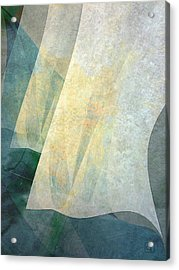 Three Sheets To The Wind Acrylic Print by Jean Moore