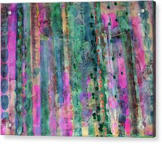 Three Wise Men Acrylic Print by Russell Simmons