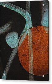 Through The Grapevine  Acrylic Print