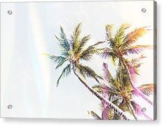 Throwback Thursday Summer Acrylic Print