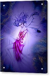 Thumbelina Acrylic Print by Ragen Mendenhall