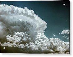 Thunder Head Acrylic Print