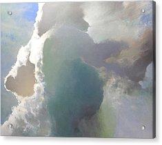 Thunderhead Sold Acrylic Print