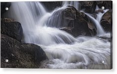 Acrylic Print featuring the photograph Thundering River by Tim Reaves