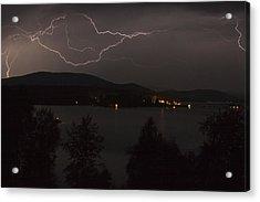 Thunderstorm  Acrylic Print