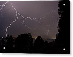 Thunderstorm II Acrylic Print