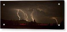 Thunderstorm IIi Acrylic Print