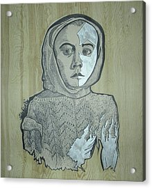 Ti 22 Acrylic Print by Alex Minch