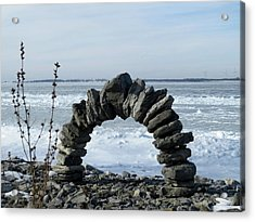Tibbetts Point Arch Acrylic Print