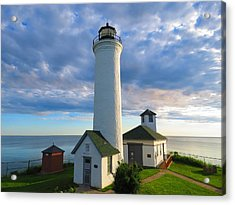 Tibbetts Point Lighthouse In June Acrylic Print