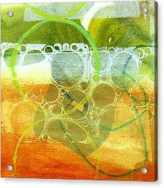 Tidal 13 Acrylic Print by Jane Davies