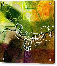 Tidal 18 Acrylic Print by Jane Davies