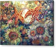 Tidal Pool II Acrylic Print