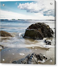 Tide Coming In #2 Acrylic Print