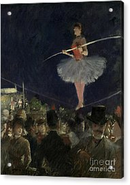 Tightrope Walker Acrylic Print