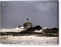Tillamook Lighthouse Acrylic Print