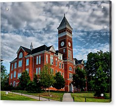 Acrylic Print featuring the photograph Tillman Hall by Lynne Jenkins