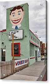 Tilly And The Wonder Bar Acrylic Print