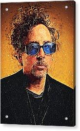 Tim Burton Acrylic Print