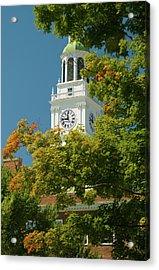 Time For Autumn Acrylic Print