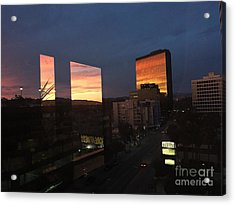 Time For Miro Acrylic Print