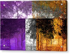 Time Of The Season Acrylic Print