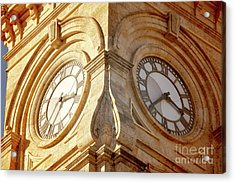 Acrylic Print featuring the photograph Time On My Side by Stephen Mitchell