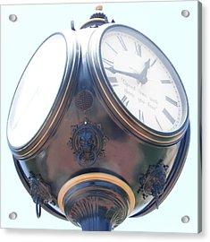 Time Piece Acrylic Print