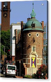 Time To Face The Harvard Lampoon Acrylic Print