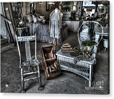 Time To Rest Acrylic Print