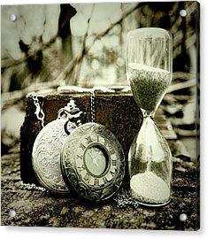 Time Tools Acrylic Print