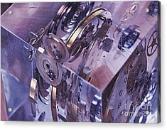 Time Trapped Acrylic Print