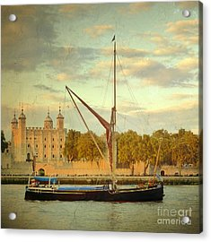 Acrylic Print featuring the photograph Time Travel by LemonArt Photography