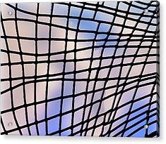 Time Warp Acrylic Print