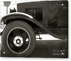 Timeless Acrylic Print by Amy Strong