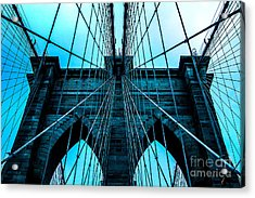 Timeless Arches Acrylic Print