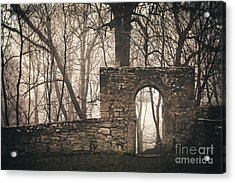 Times Past Acrylic Print