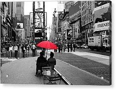 Times Square 5 Acrylic Print