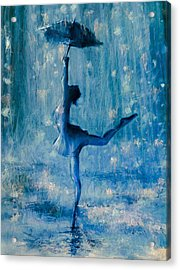 Tiny Dancer Acrylic Print