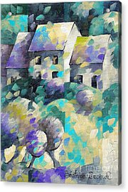 Tiny House 038 Acrylic Print