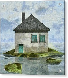 Tiny House 2 Acrylic Print